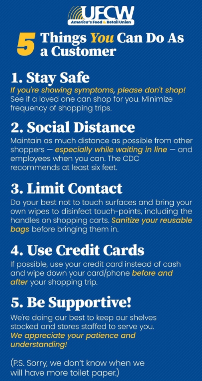 5 Things You Can Do as a Customer